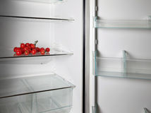 Empty refrigerator Royalty Free Stock Photography