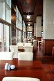 Empty Restaurant Royalty Free Stock Image