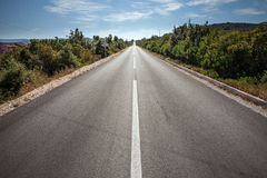 Free Empty Road Stock Photo - 51719280