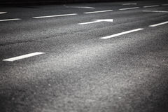Empty road background. Royalty Free Stock Image