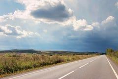 Empty road Royalty Free Stock Image
