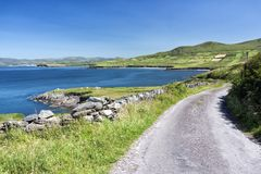 Free Empty Road Ireland 0029 Royalty Free Stock Photos - 108798598