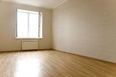 Empty room Stock Photos
