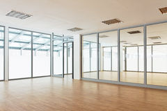 Empty room. Empty office room with daylight royalty free stock photo