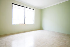 Empty room Stock Image