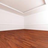 Empty room Royalty Free Stock Photos
