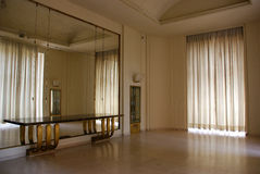 Empty Room. A empty room in a luxury Portuguese house Royalty Free Stock Photography