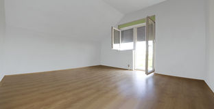Empty room Royalty Free Stock Photos