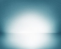 Empty room Background - blue whith texture Royalty Free Stock Image