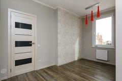 Empty modern room Stock Image