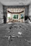 The empty room Stock Photography