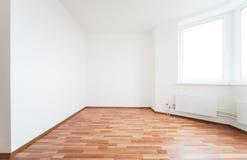 Empty room with door Royalty Free Stock Image