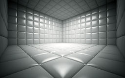 Empty room in the funny farm Stock Photography