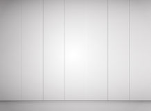 Empty room grey background for goods Royalty Free Stock Photo