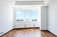Empty room interior Royalty Free Stock Images