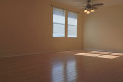 An empty room Royalty Free Stock Photography