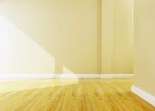 Empty room of Interior design Stock Photos
