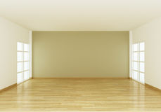 Empty room interior space Royalty Free Stock Photography