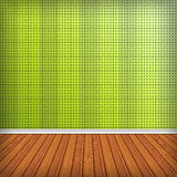 Empty room, interior with wallpaper. High resolution texture. Empty room, interior with wallpaper Royalty Free Stock Photo