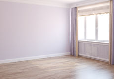 Empty room Stock Photography