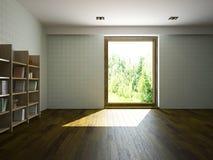 Empty room Stock Photography