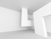 Empty Room Minimalistic Design Architecture Background Stock Images