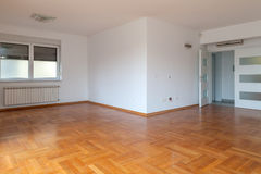 Empty room in modern house Royalty Free Stock Photography