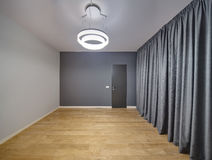 Empty room in a modern style Royalty Free Stock Photos