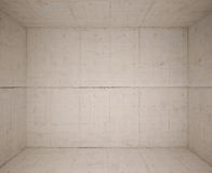 Concret room Stock Photography