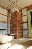 Empty Room under Repair Royalty Free Stock Photography