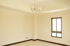 An empty room Royalty Free Stock Photo