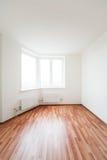 Empty room with window Stock Photos