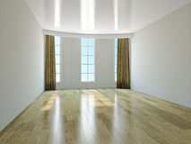 The empty room Royalty Free Stock Image
