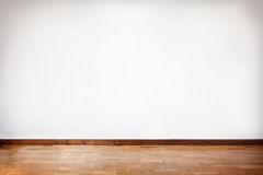 Free Empty Room With Wooden Parquet Royalty Free Stock Image - 19258256