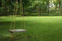 Empty Rope Swing Stock Photos
