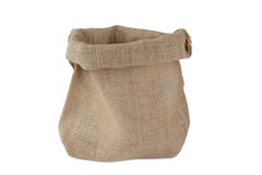 Empty sack Royalty Free Stock Image