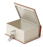 Empty Safe Box Stock Images