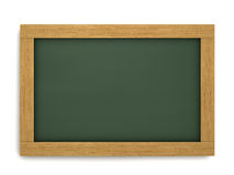 Empty School Chalkboard Royalty Free Stock Image