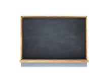 Empty school chalkboard Stock Image