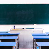 Empty school classroom Royalty Free Stock Photography