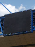 Empty scoreboard Royalty Free Stock Photography
