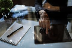Empty Search bar. Web site, URL. Business, internet and technology concept. Stock Images