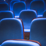 Empty seat Royalty Free Stock Image