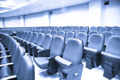 Empty seat. Of the meeting room in shanghai china Royalty Free Stock Photos