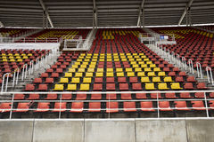 The empty seat Stock Images