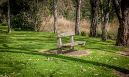 Empty seat Royalty Free Stock Images