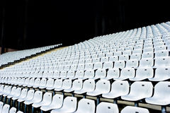 Empty Seats Royalty Free Stock Images