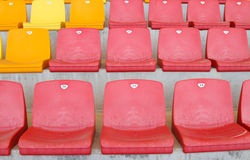 Empty Seats Royalty Free Stock Image