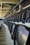 Empty seats. Royalty Free Stock Photography