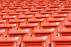 Empty seats Royalty Free Stock Photos
